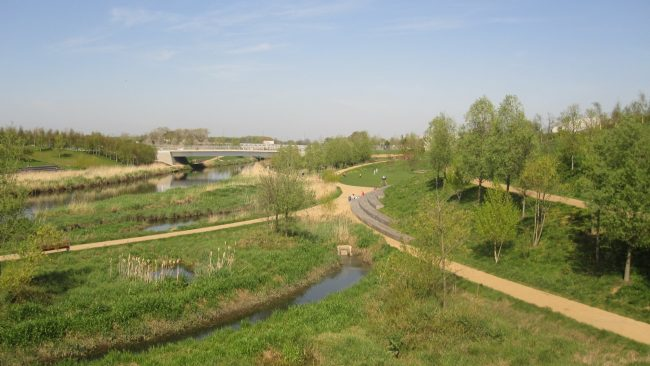 Parks and green space: does everyone feel welcome?
