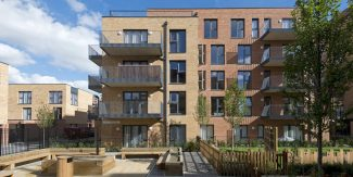 Accelerating homebuilding, BPTW, Watts Grove, Tower Hamlets, London