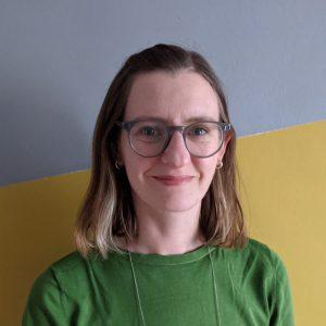 Hannah gibbs headshot, head of knowledge