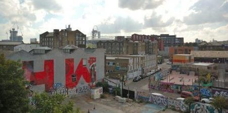 Hackney Wick. #LearningFromCrisis: Creating better use of public assets